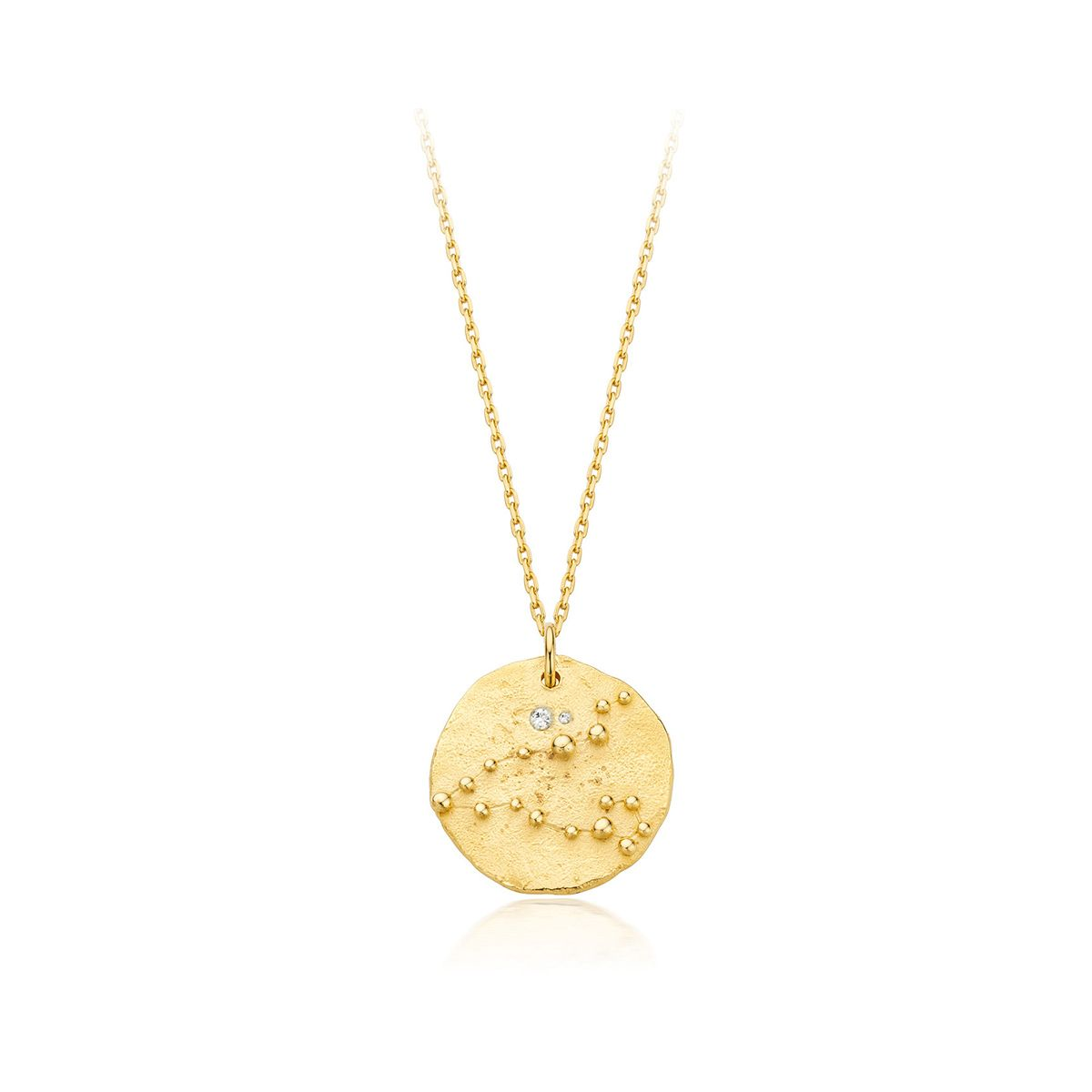 PISCES CONSTELLATION - Halsketten - Gold
