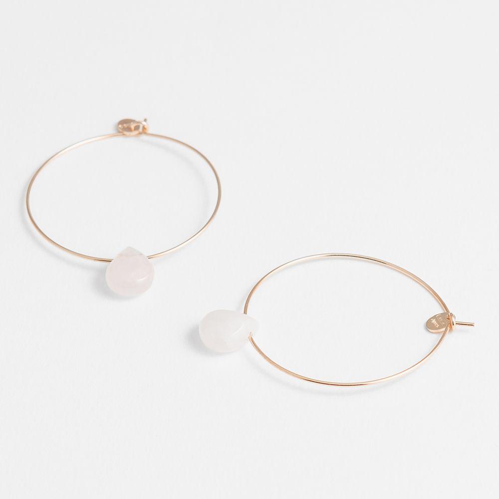 Ohrhänger - Rosa