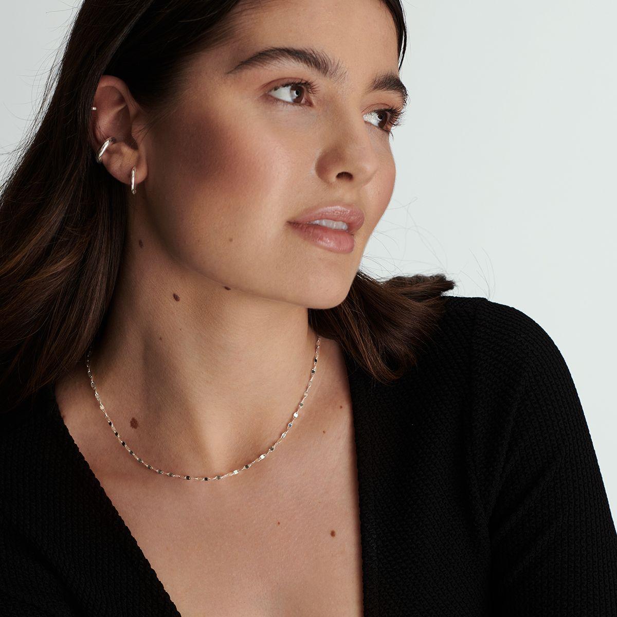 Florentina - Halsketten - Silber