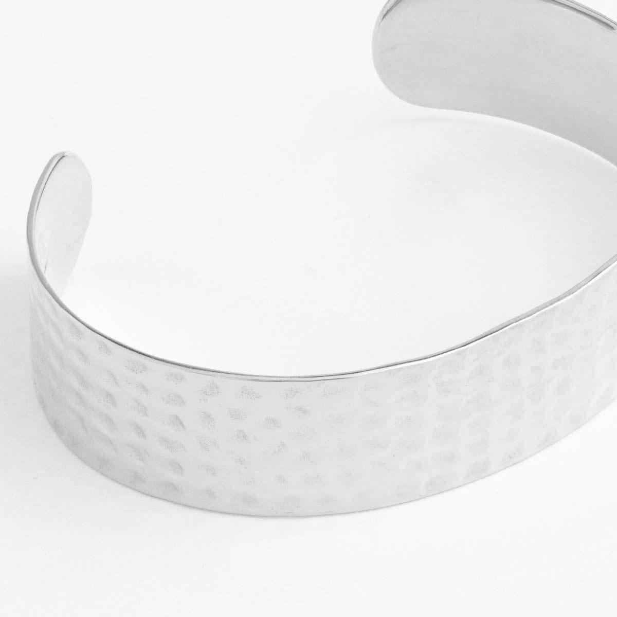 Aria - Armreifen - Silber