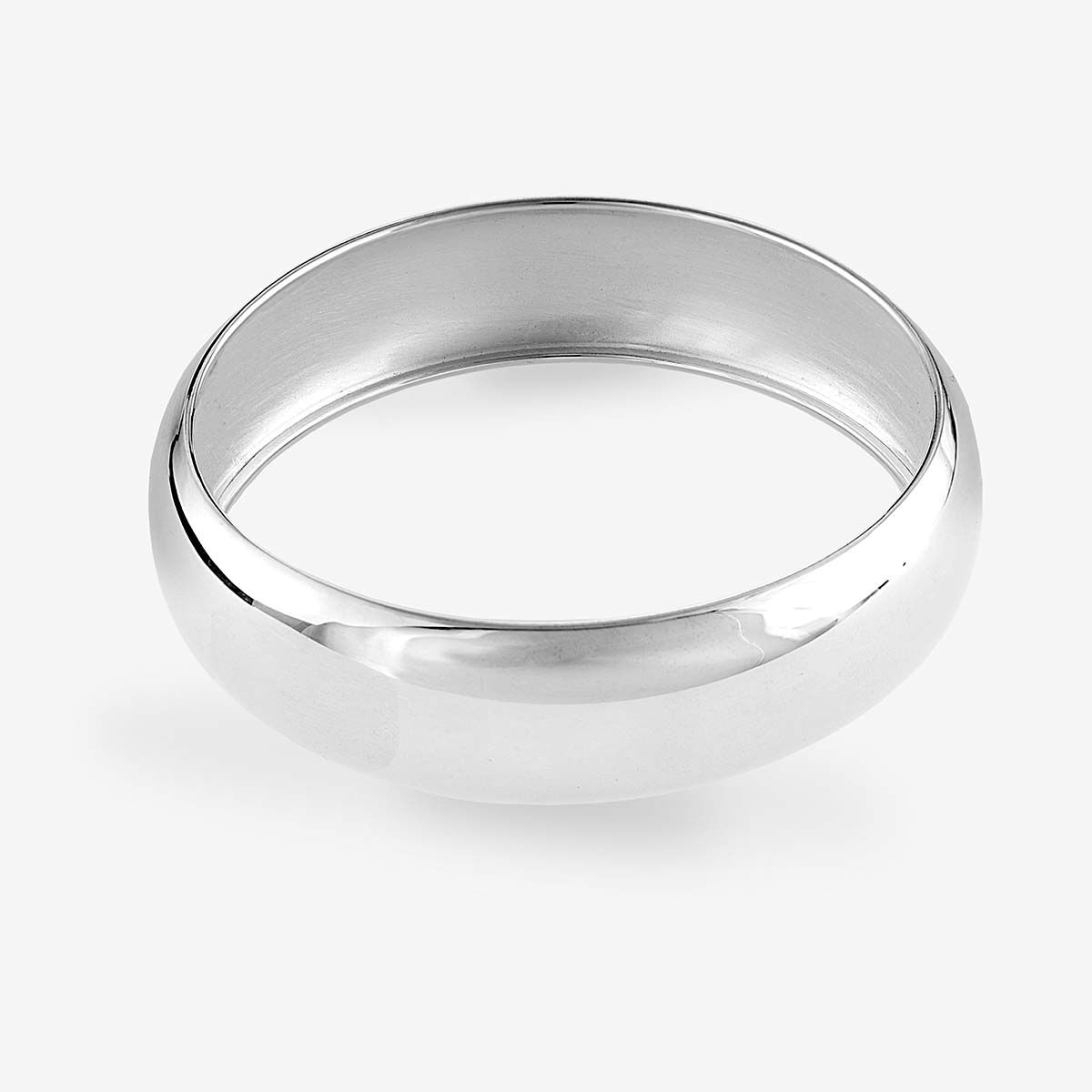 Bold Statement - Armreifen - Silber