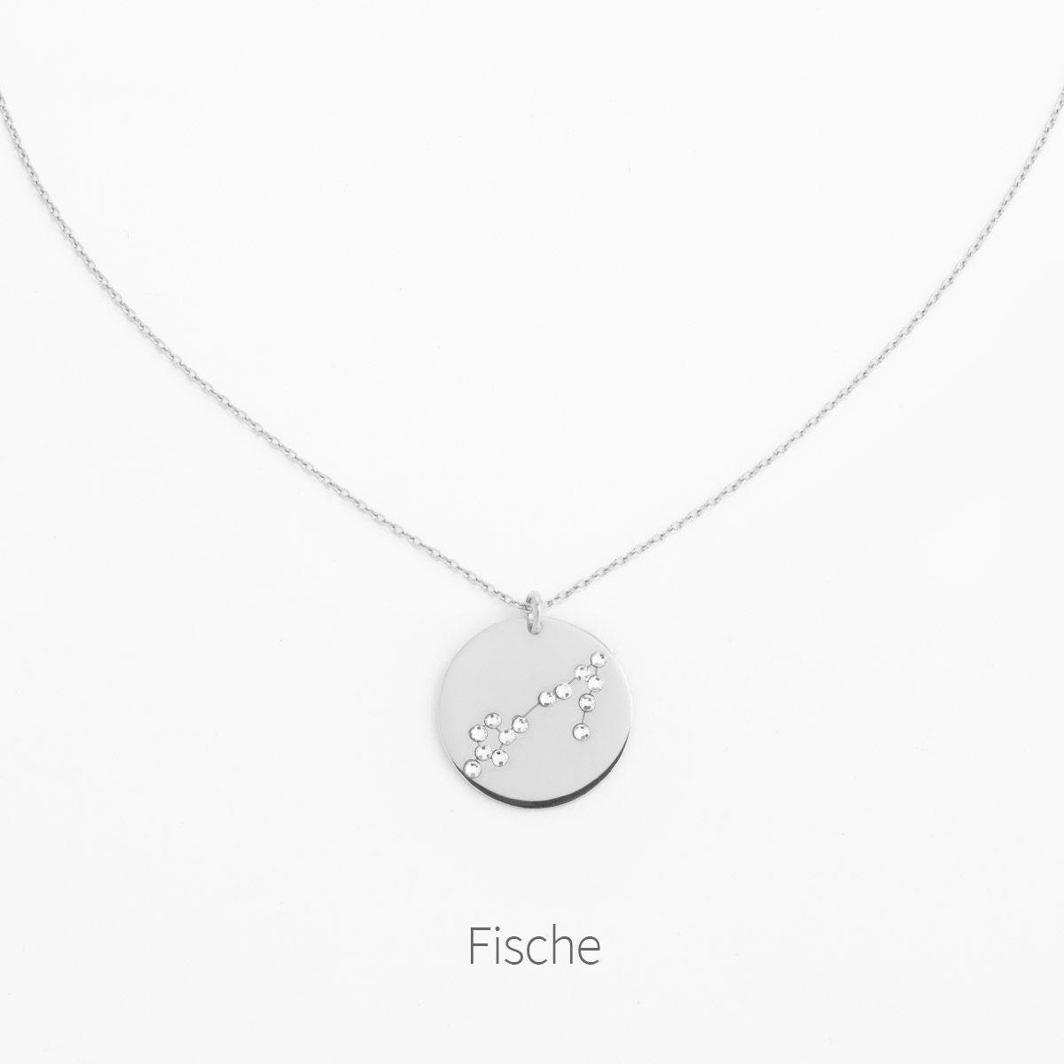 Callie - Halsketten - Silber