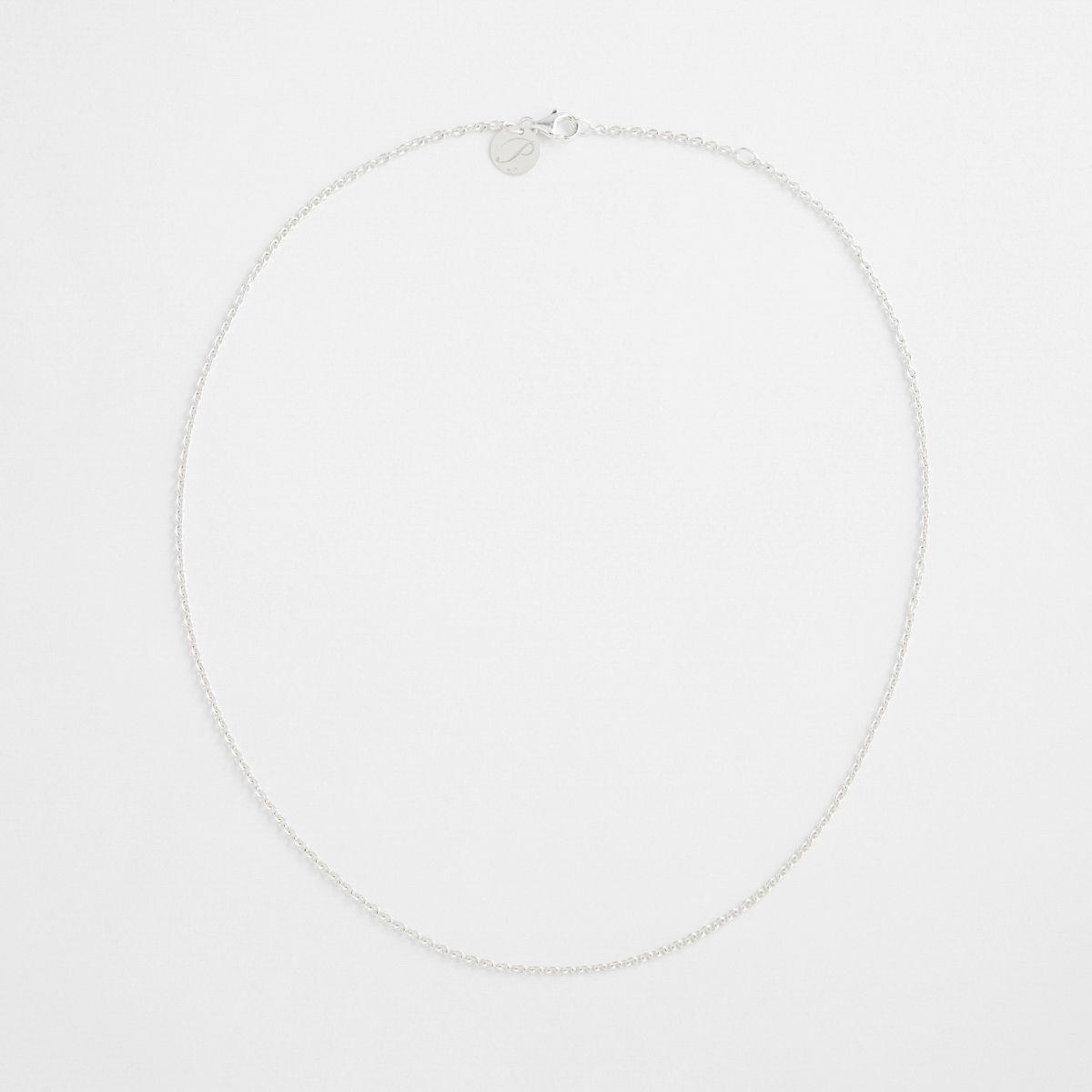 Anchor chain - Halsketten - Silber