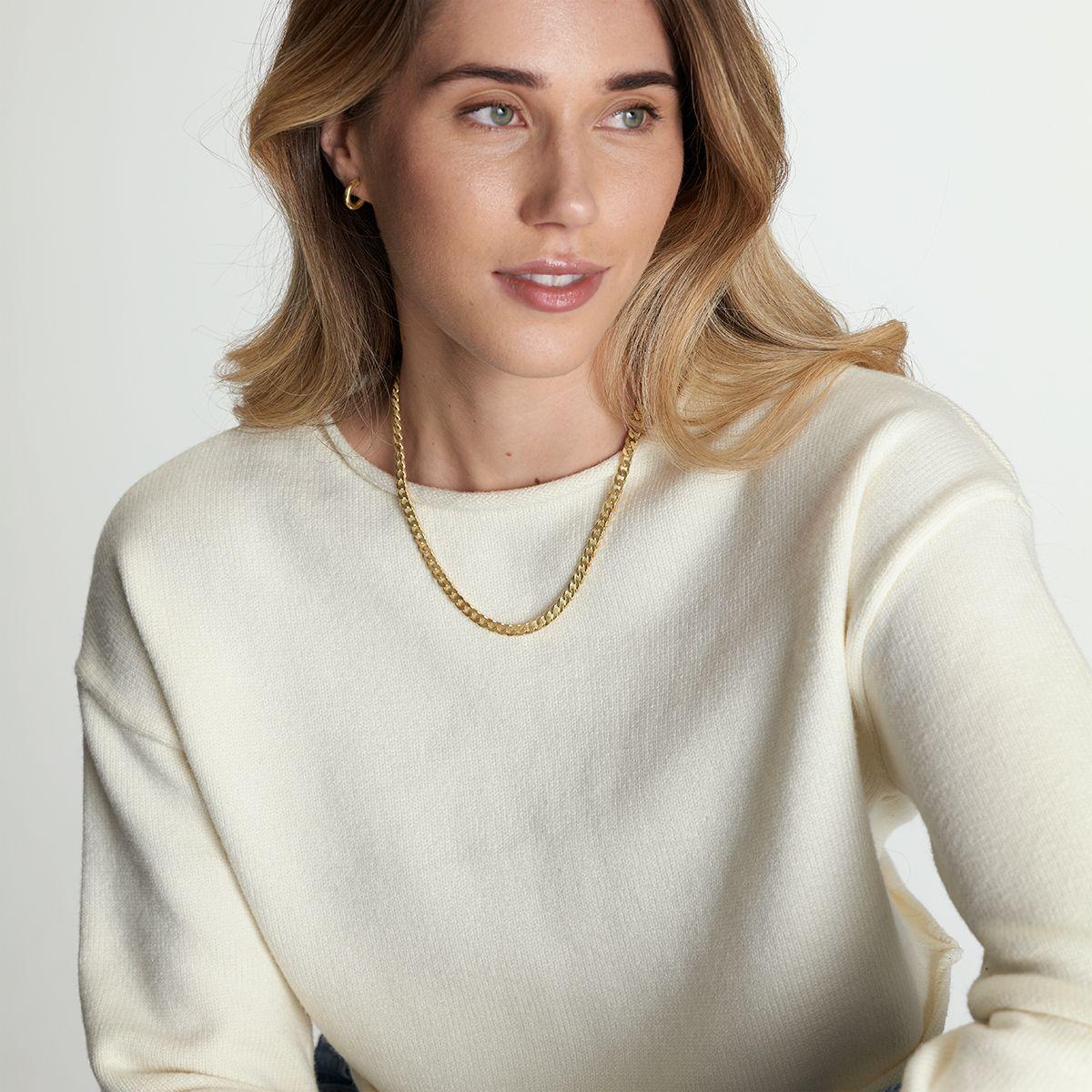 Penelope - Halsketten - 18k vergoldet