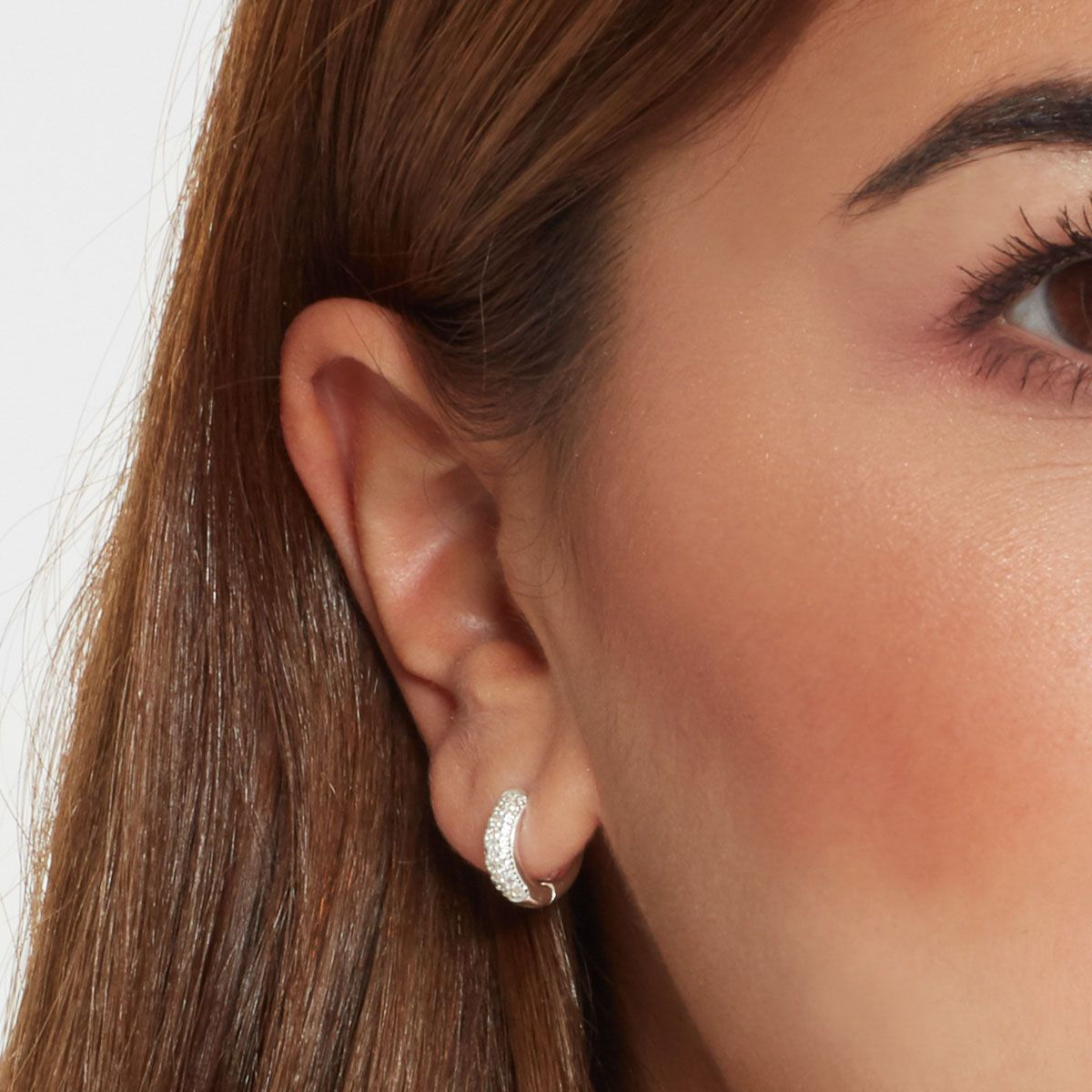 Bonnie Piercing - Ohrring Anhänger - Silber