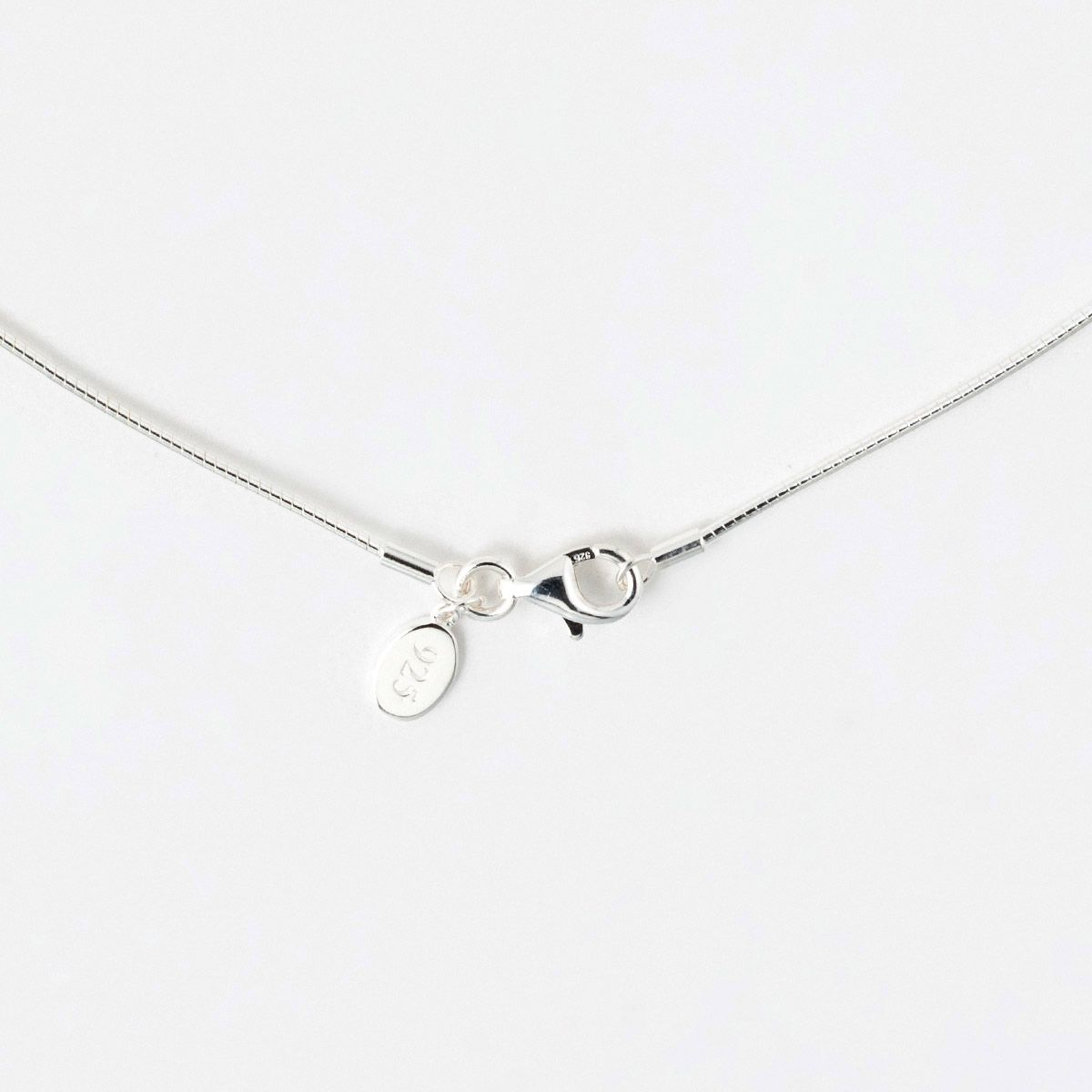 Cosmo Silber - Choker - Silber