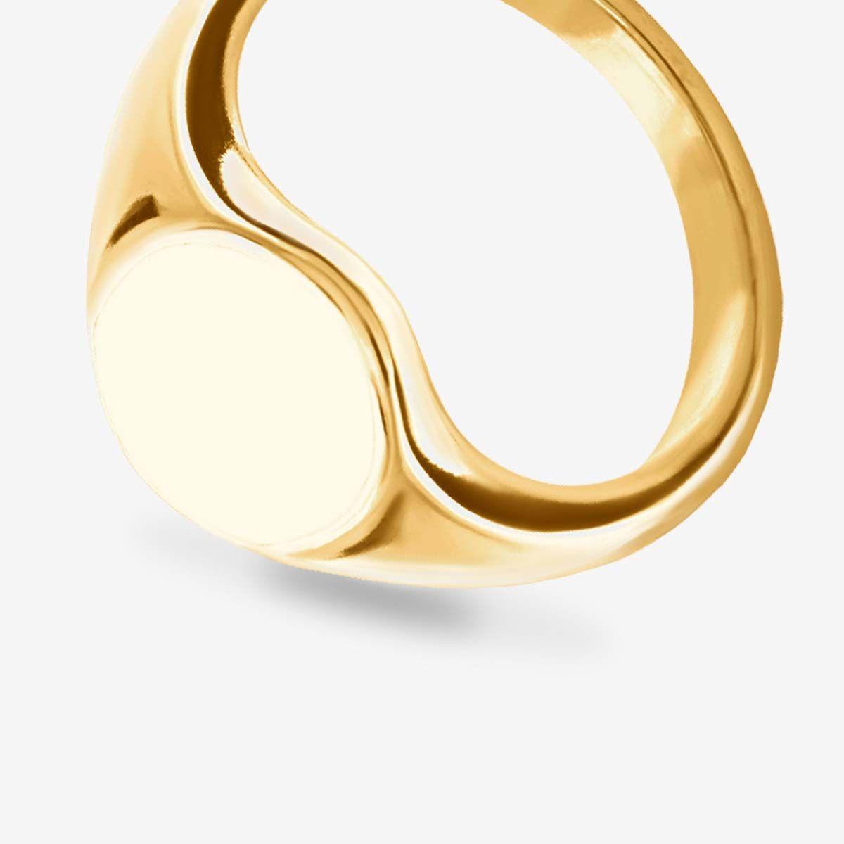 Trissa - Ringe - Gold