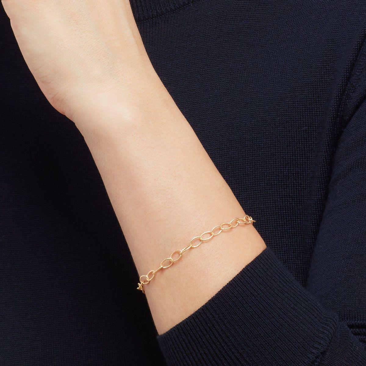 Maude - Armband - 18k vergoldet