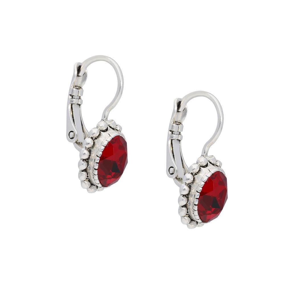 Ohrhänger - Rot