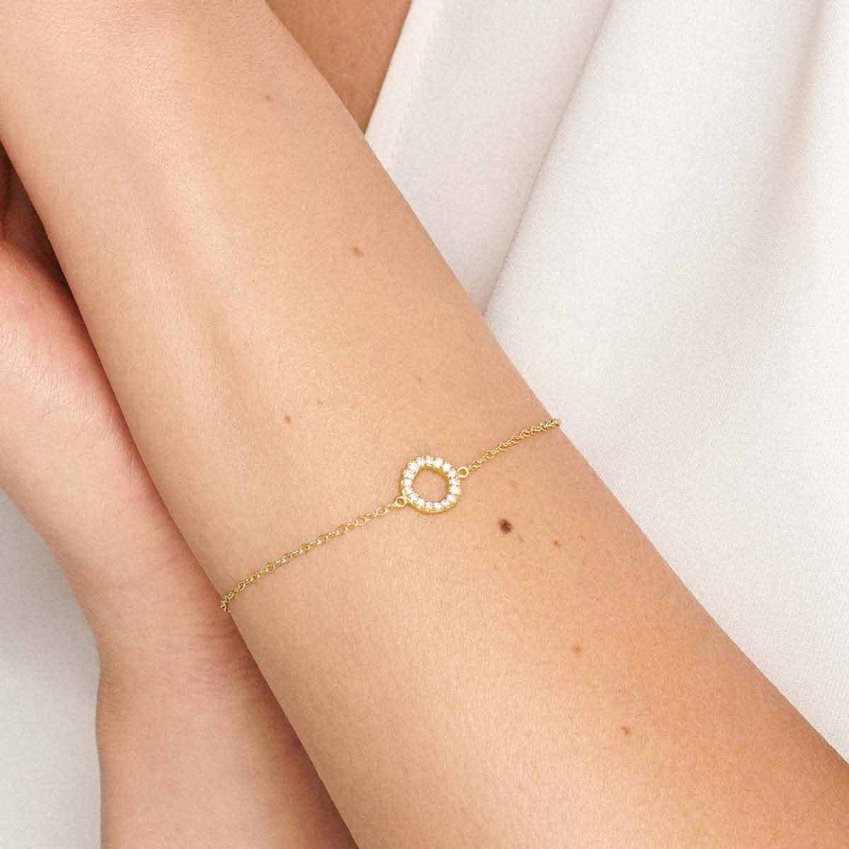 Yannie - Armband - Gold