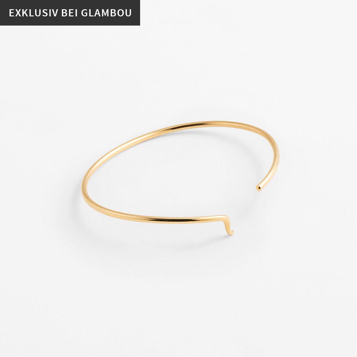 Perpetua - Armreifen - Gold