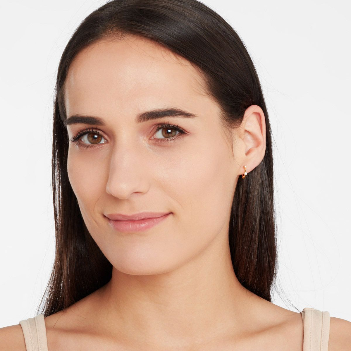 Laura - Creolen - Silber