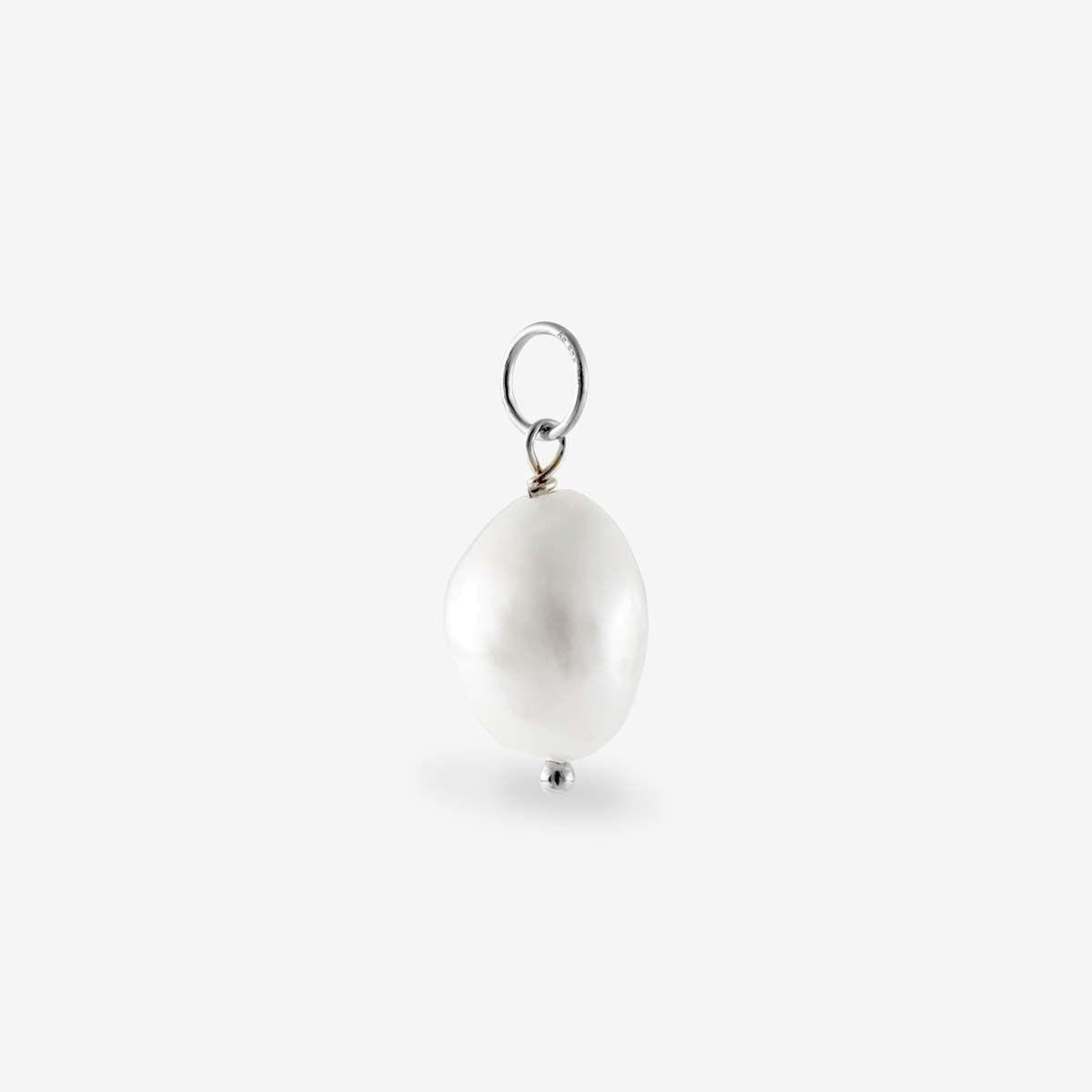 Anhänger Perle - Kettenanhänger - Silber