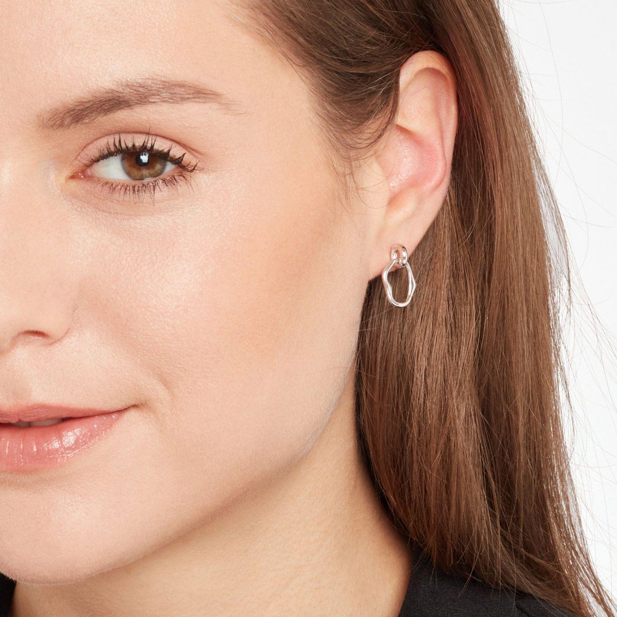 Liliana - Ohrhänger - Silber