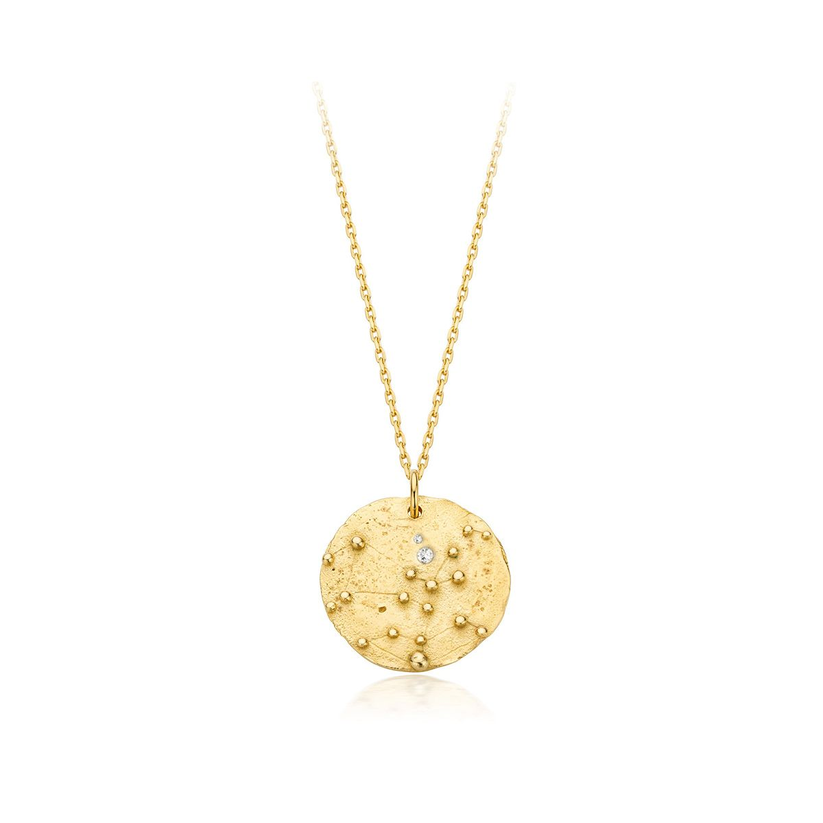 SAGITTARIUS CONSTELLATION - Halsketten - Gold