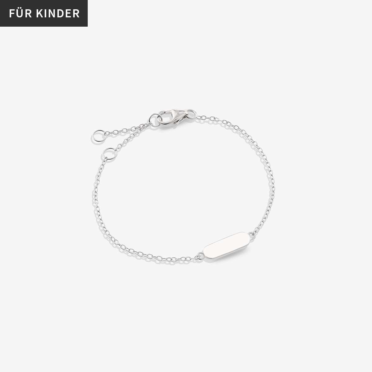 Aaliyah - Armband - Silber