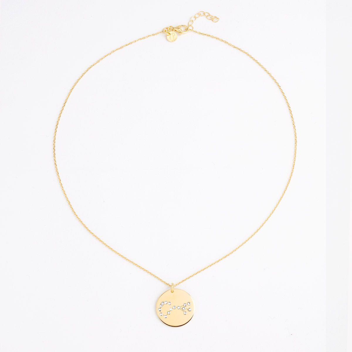 Kiana - Halsketten - 18k vergoldet