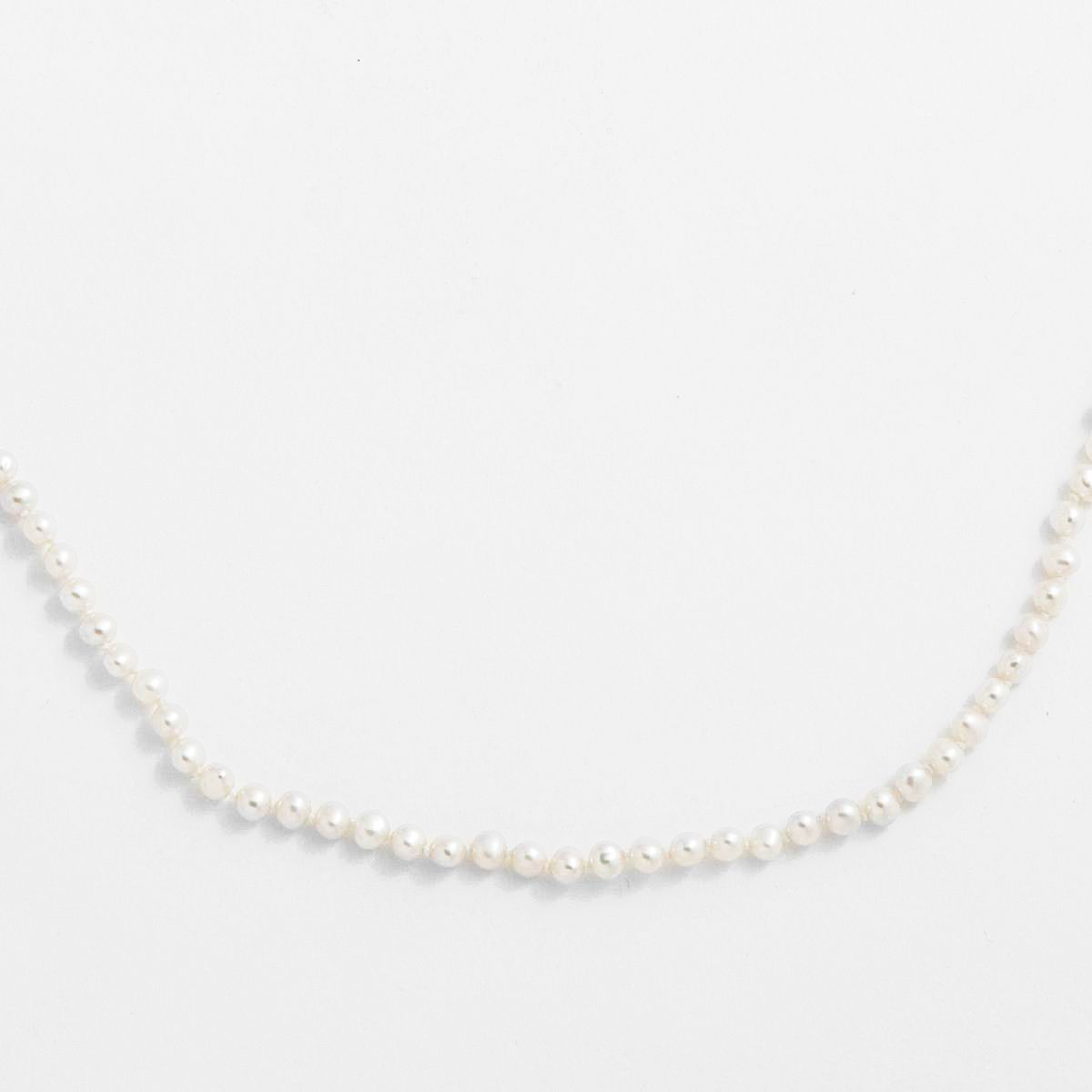 Rebecca - Perlenketten - Gold