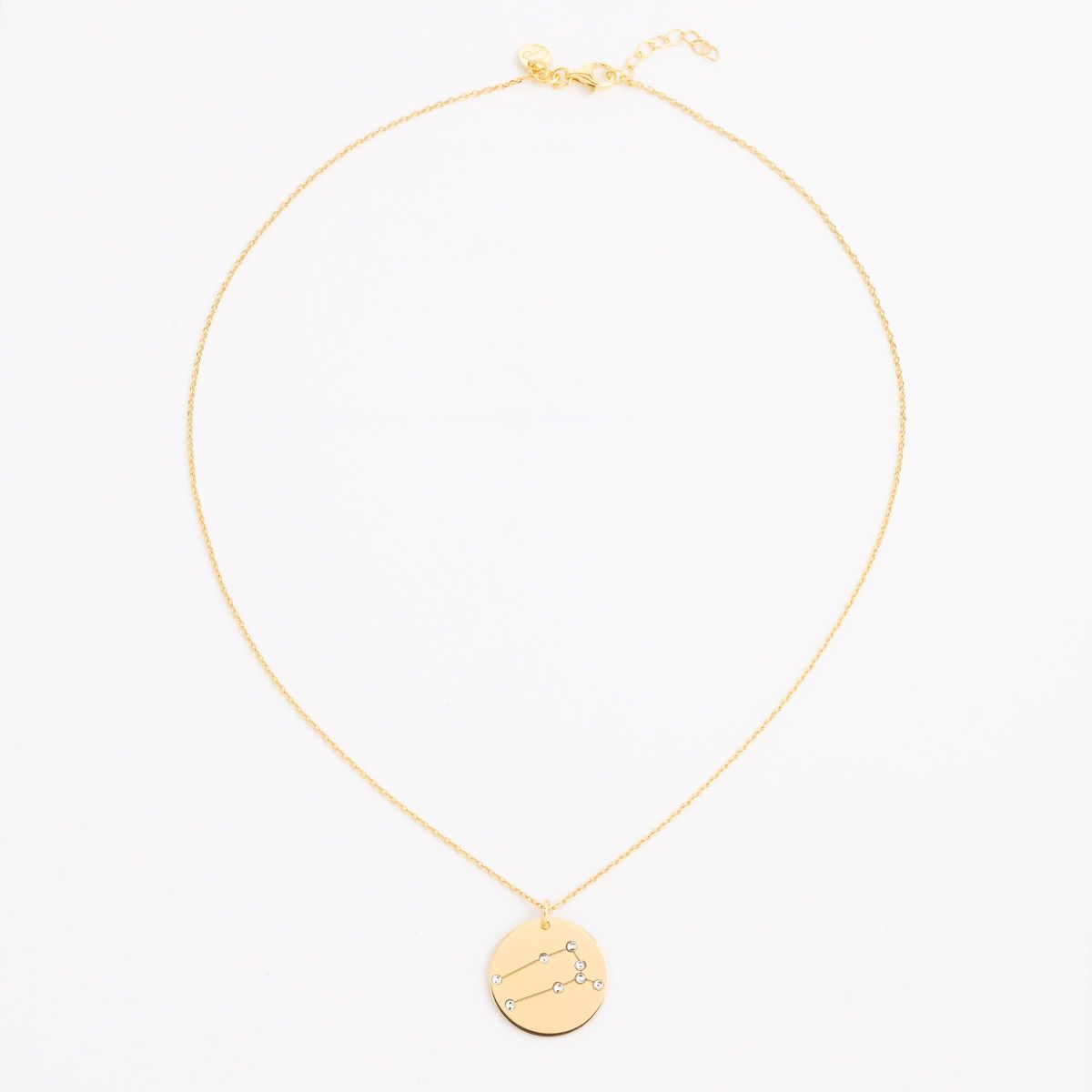 Insa - Halsketten - 18k vergoldet