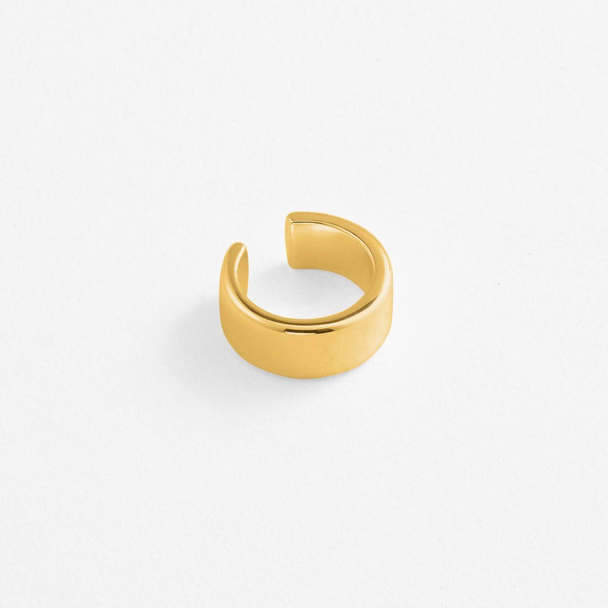 Lena - Earcuffs - 18k vergoldet
