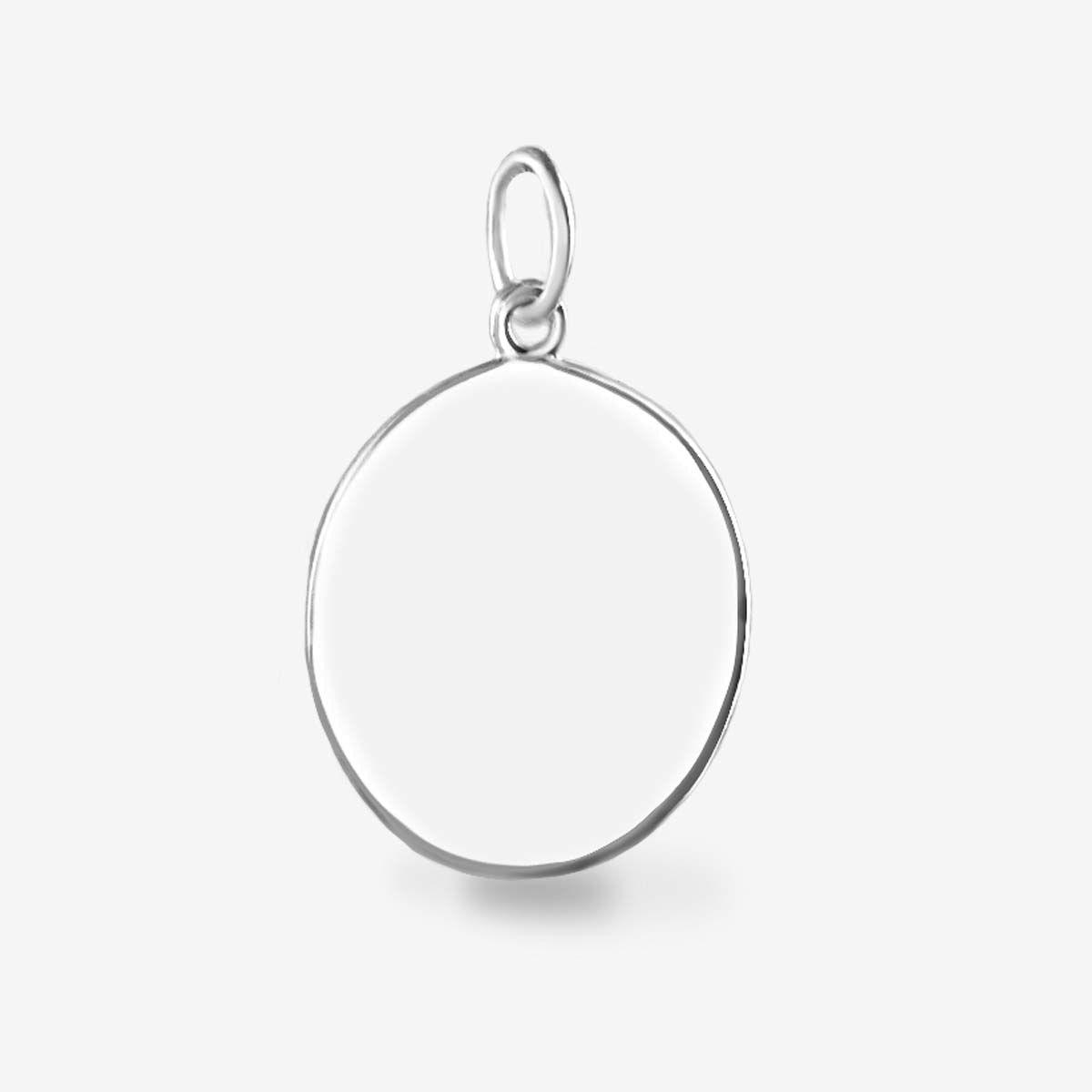 Jovita - Kettenanhänger - Silber