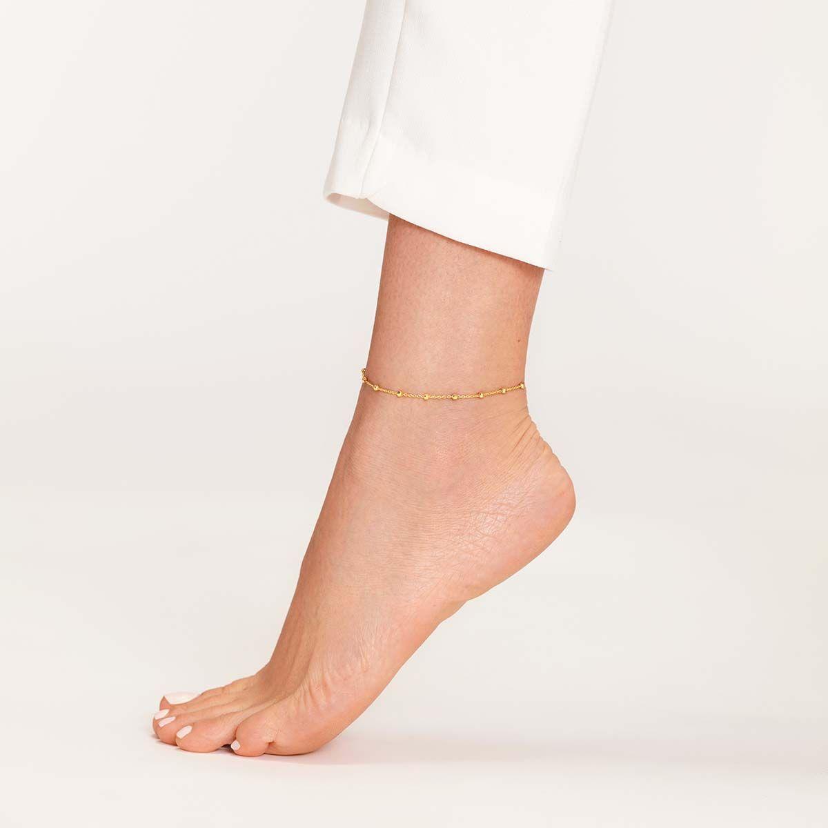 Elena - Körperschmuck - 18k vergoldet