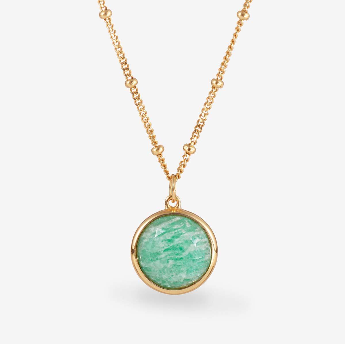 Aria - Halsketten - 18k vergoldet