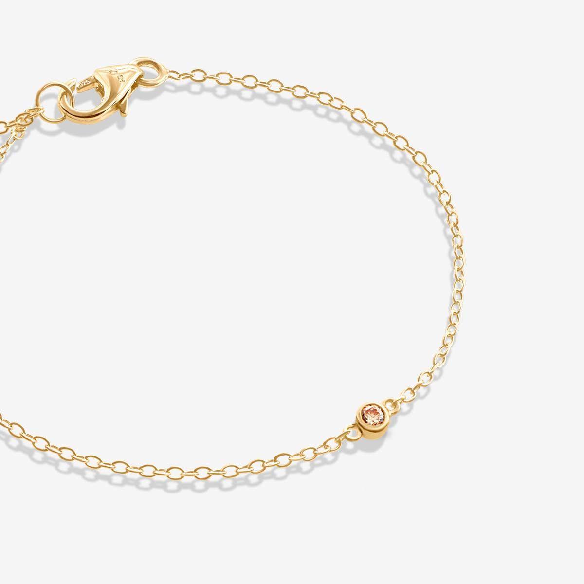Nika - Armband - Gold