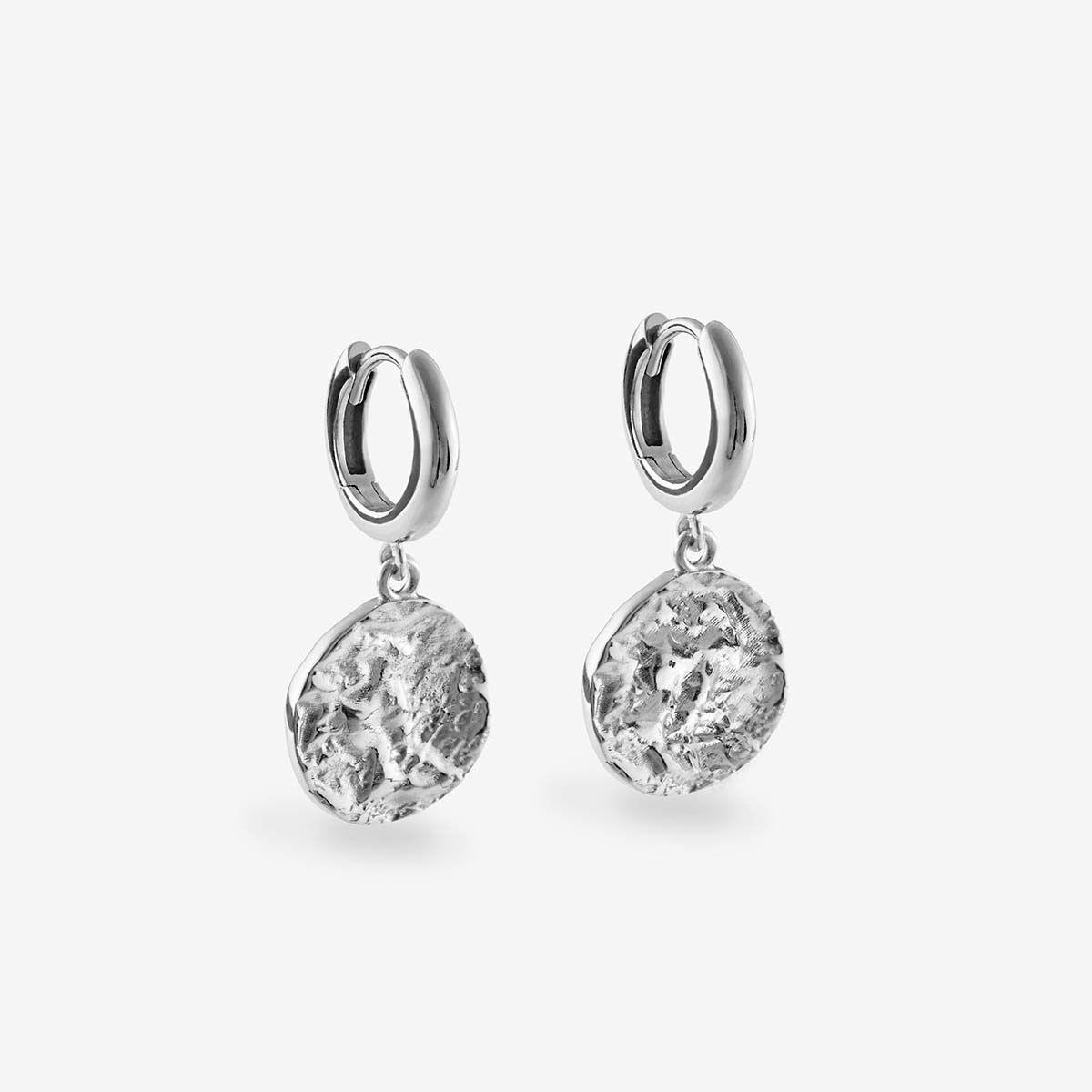 Tabitha - Creolen - Silber