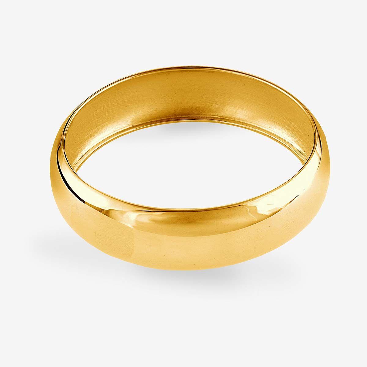 Bold Statement - Armreifen - Gold