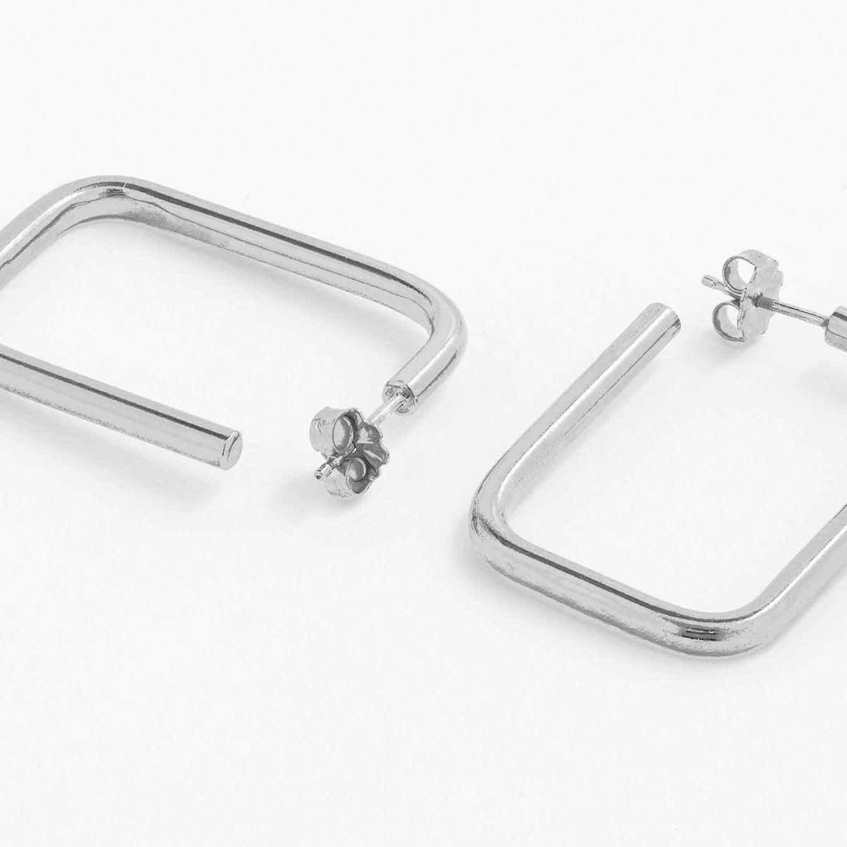 Gravity - Creolen - Silber