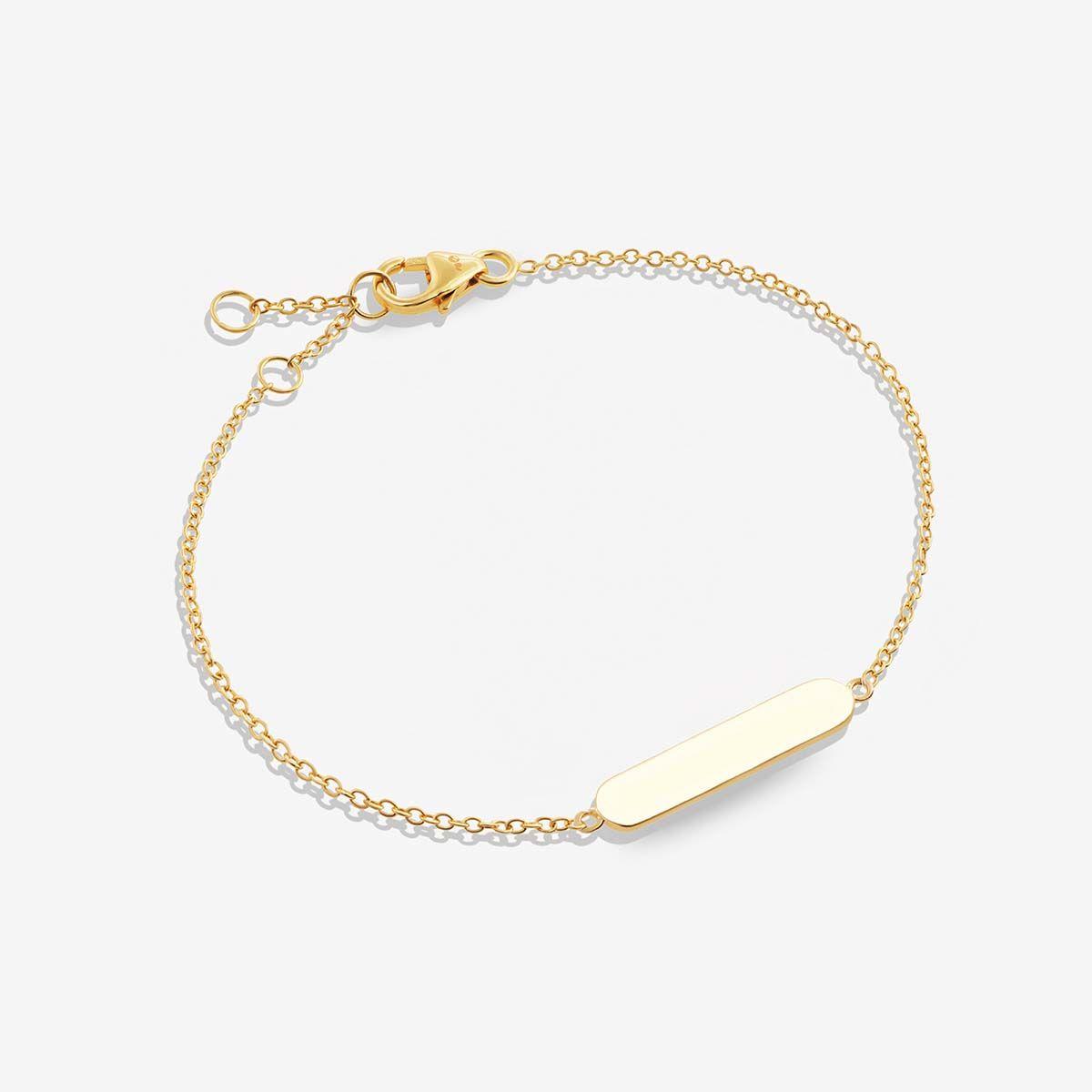 Lysha - Armband - Gold