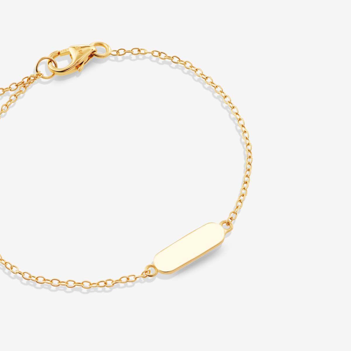 Aaliyah - Armband - 18k vergoldet