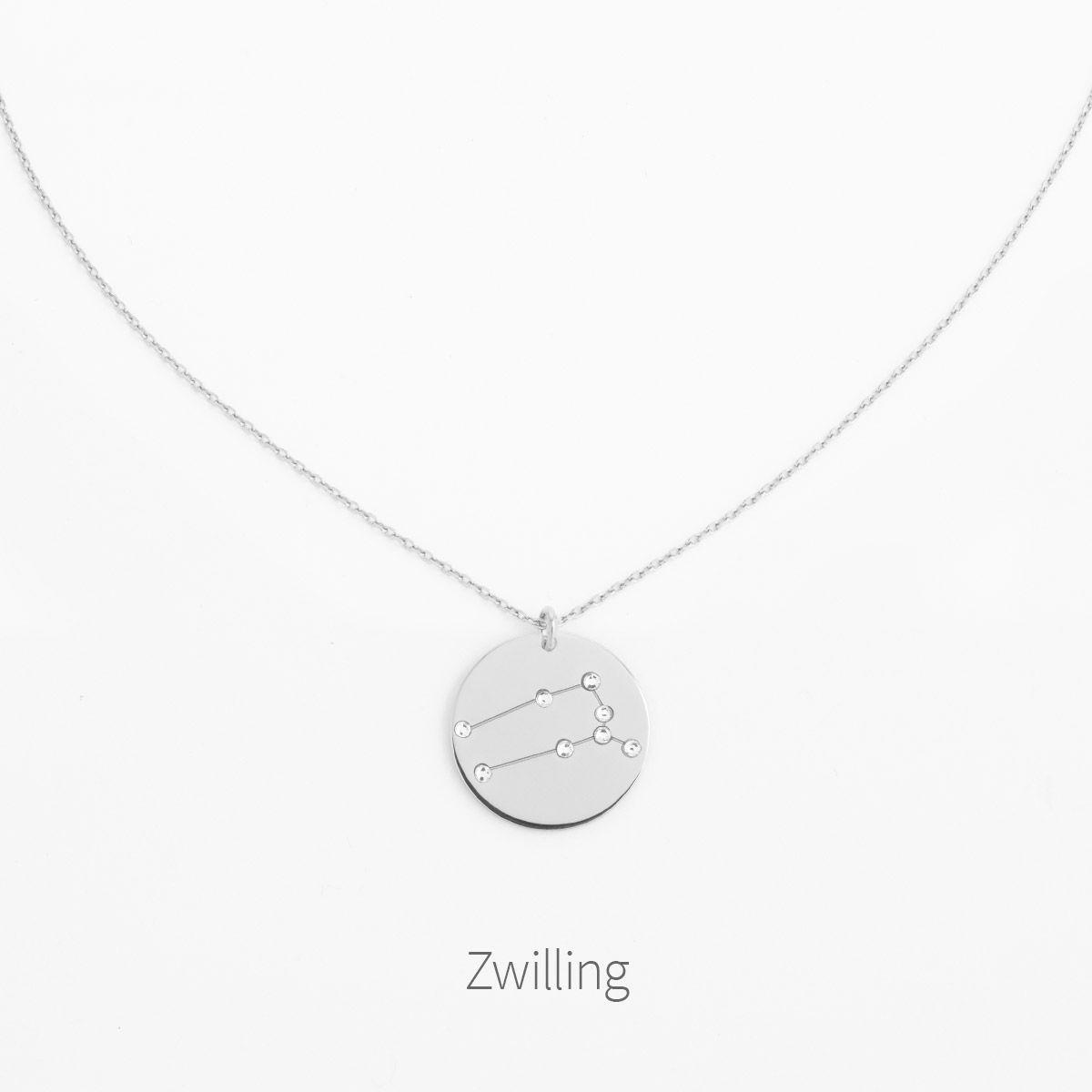 Fenja - Halsketten - Silber
