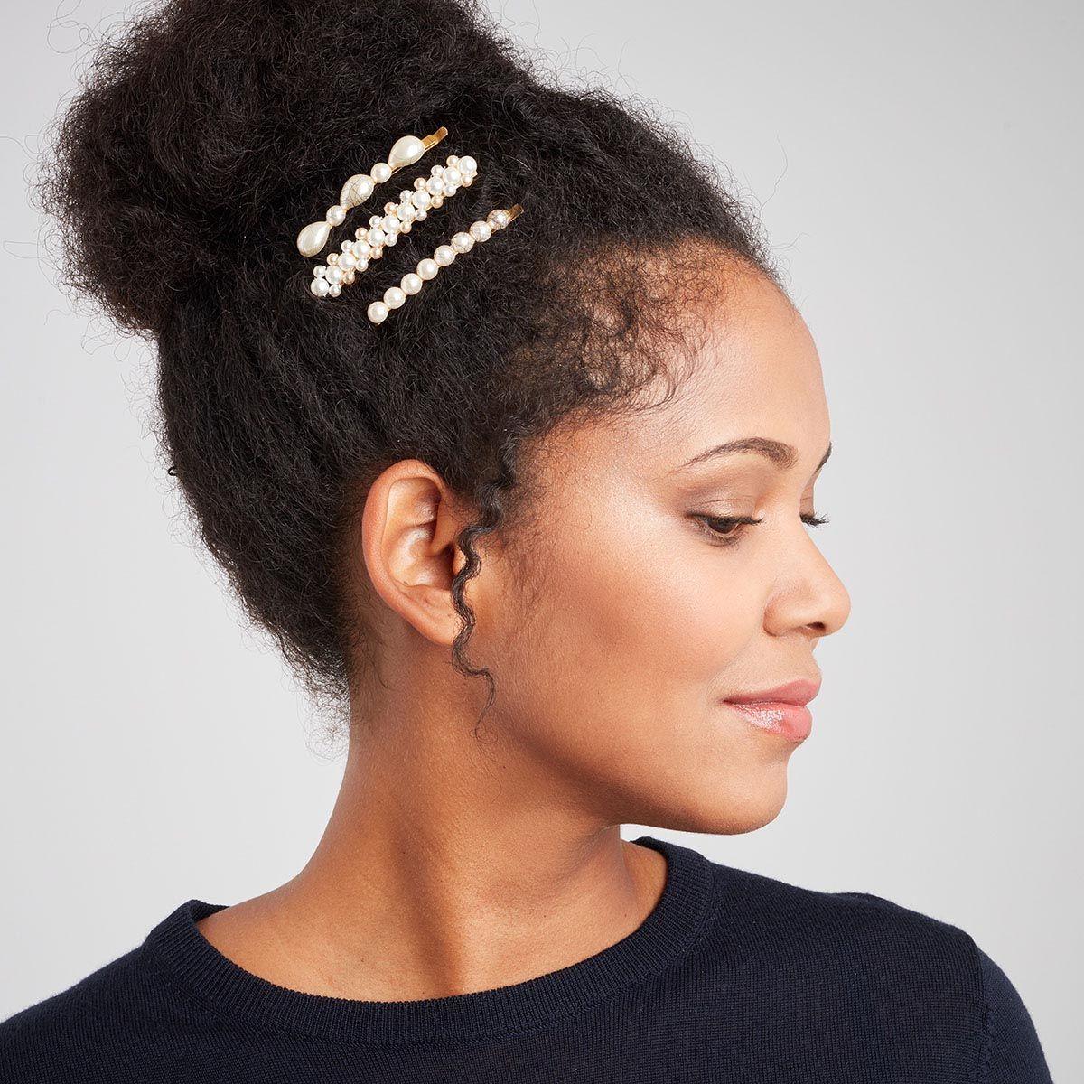 Haarschmuck - Gold