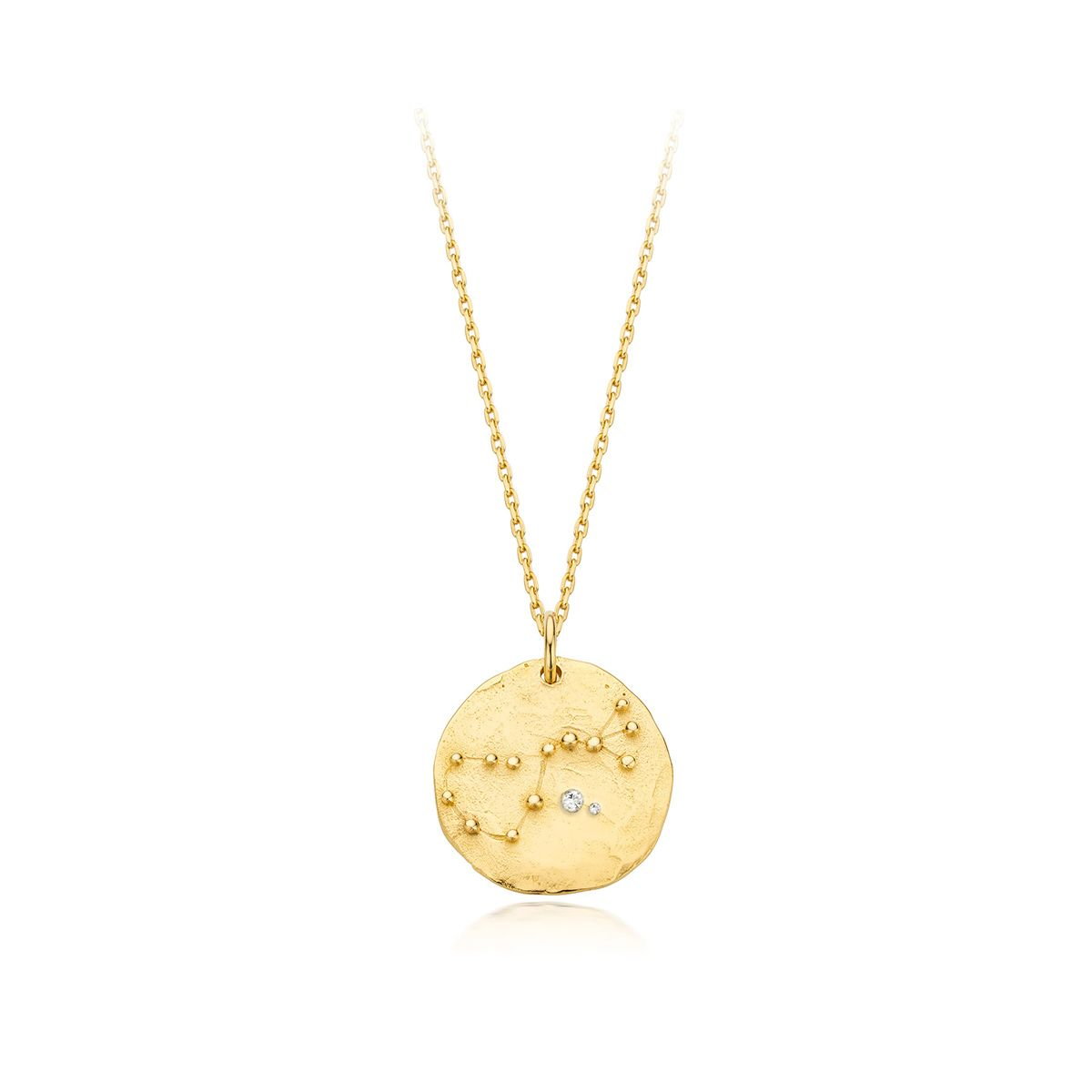 SCORPIO CONSTELLATION - Halsketten - Gold