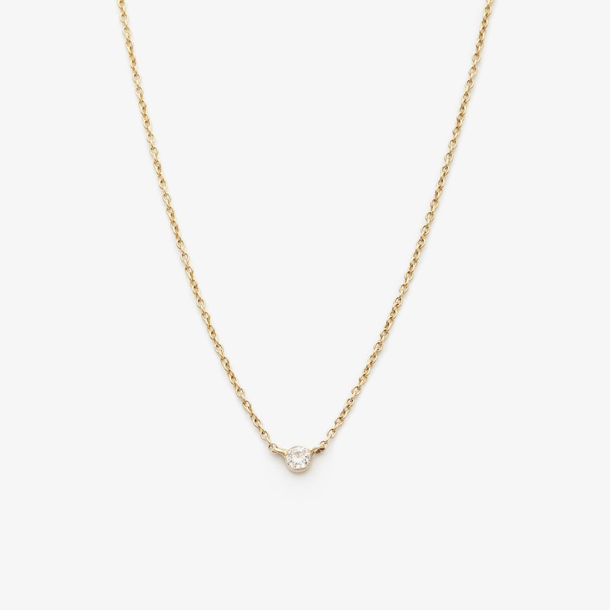 necklace 001 - Halsketten - Gold