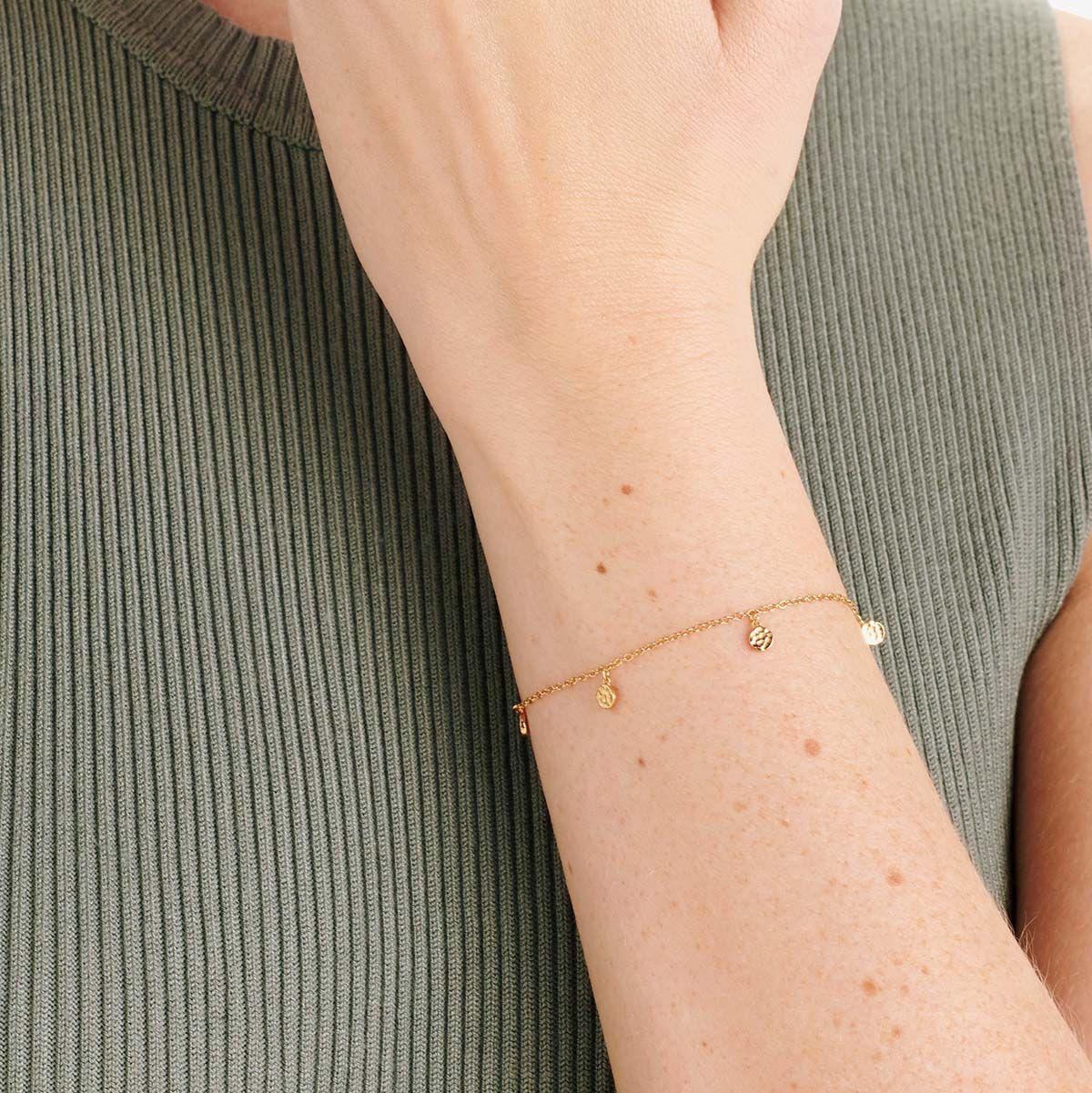 Emma - Armband - Silber