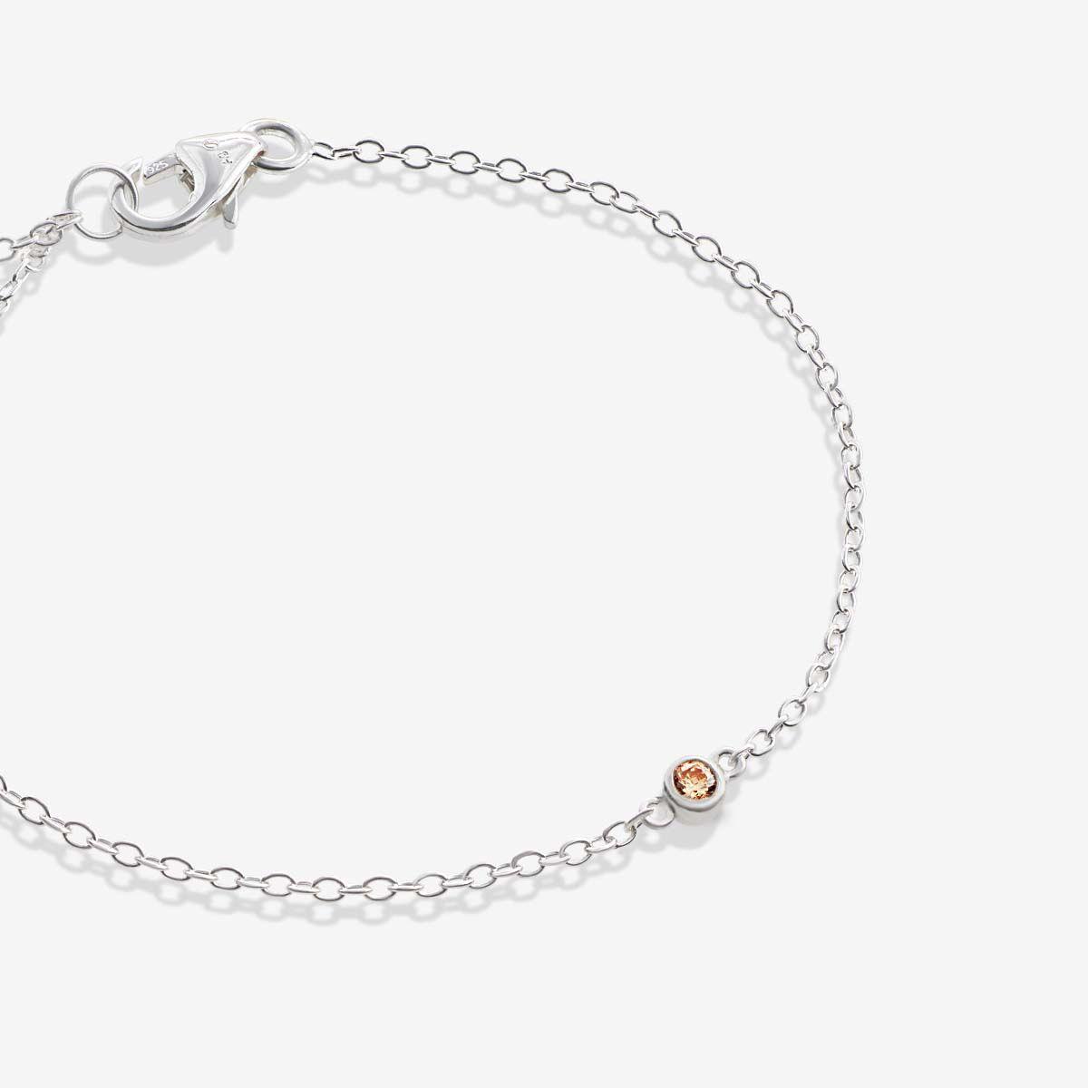 Nika - Armband - Silber