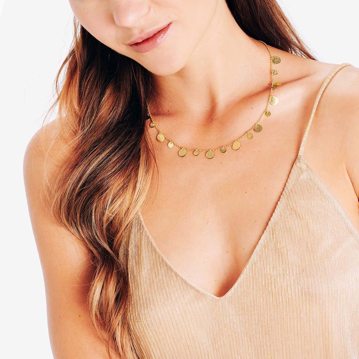 Lucie - Halsketten - Silber