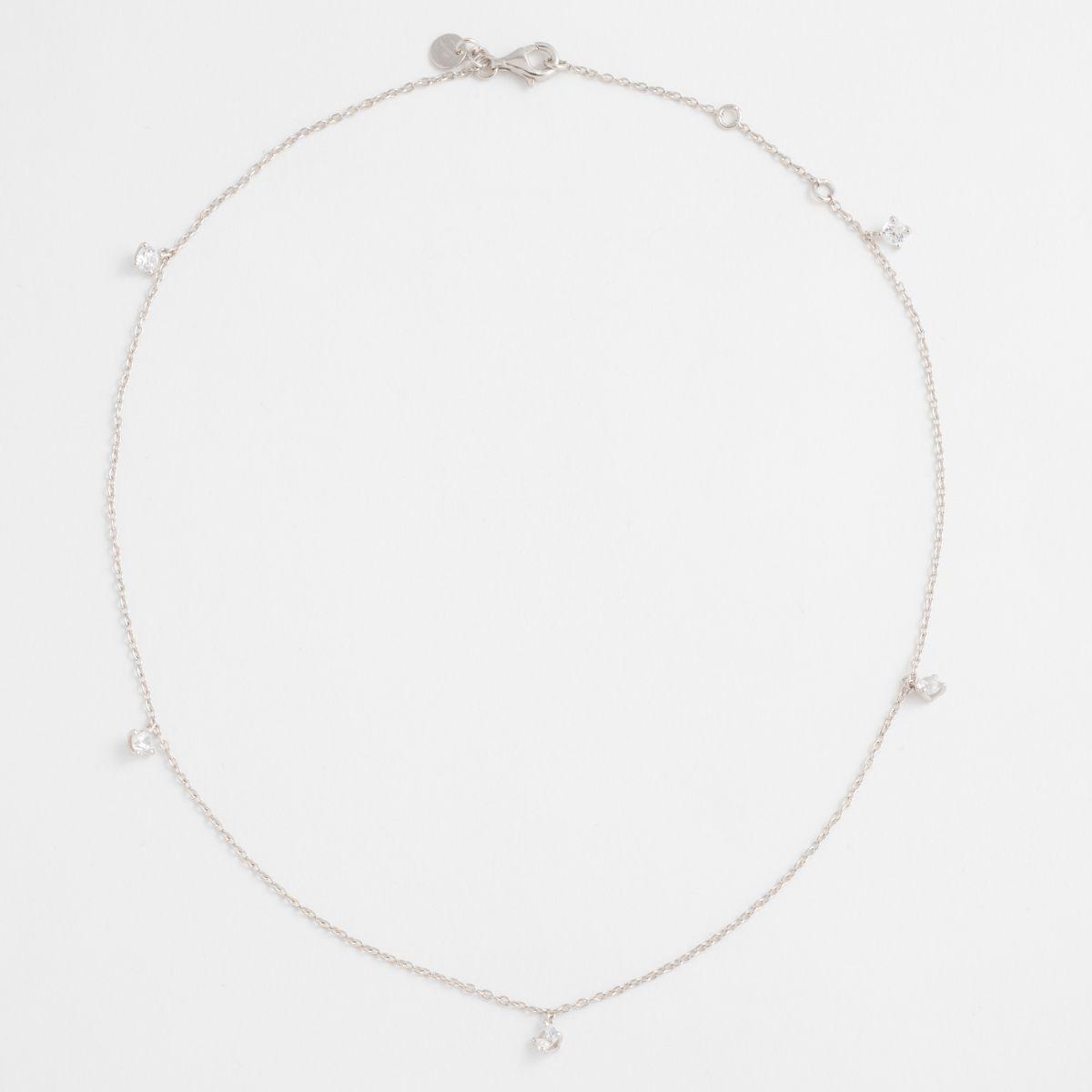 Mirella - Halsketten - Silber