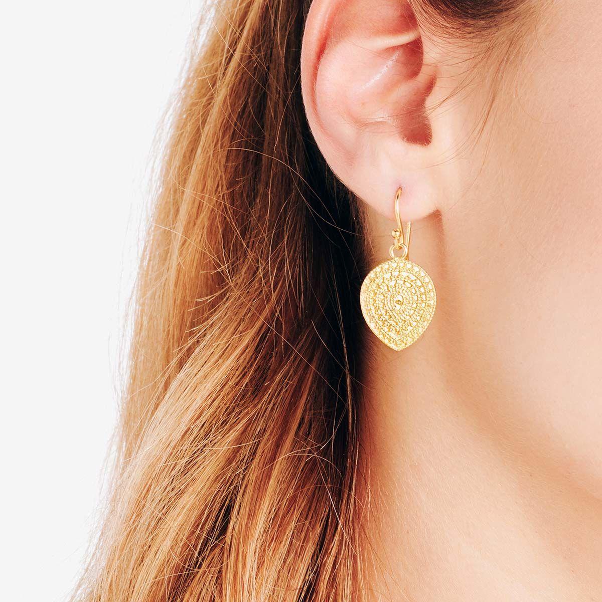 Ohrhänger - Gold