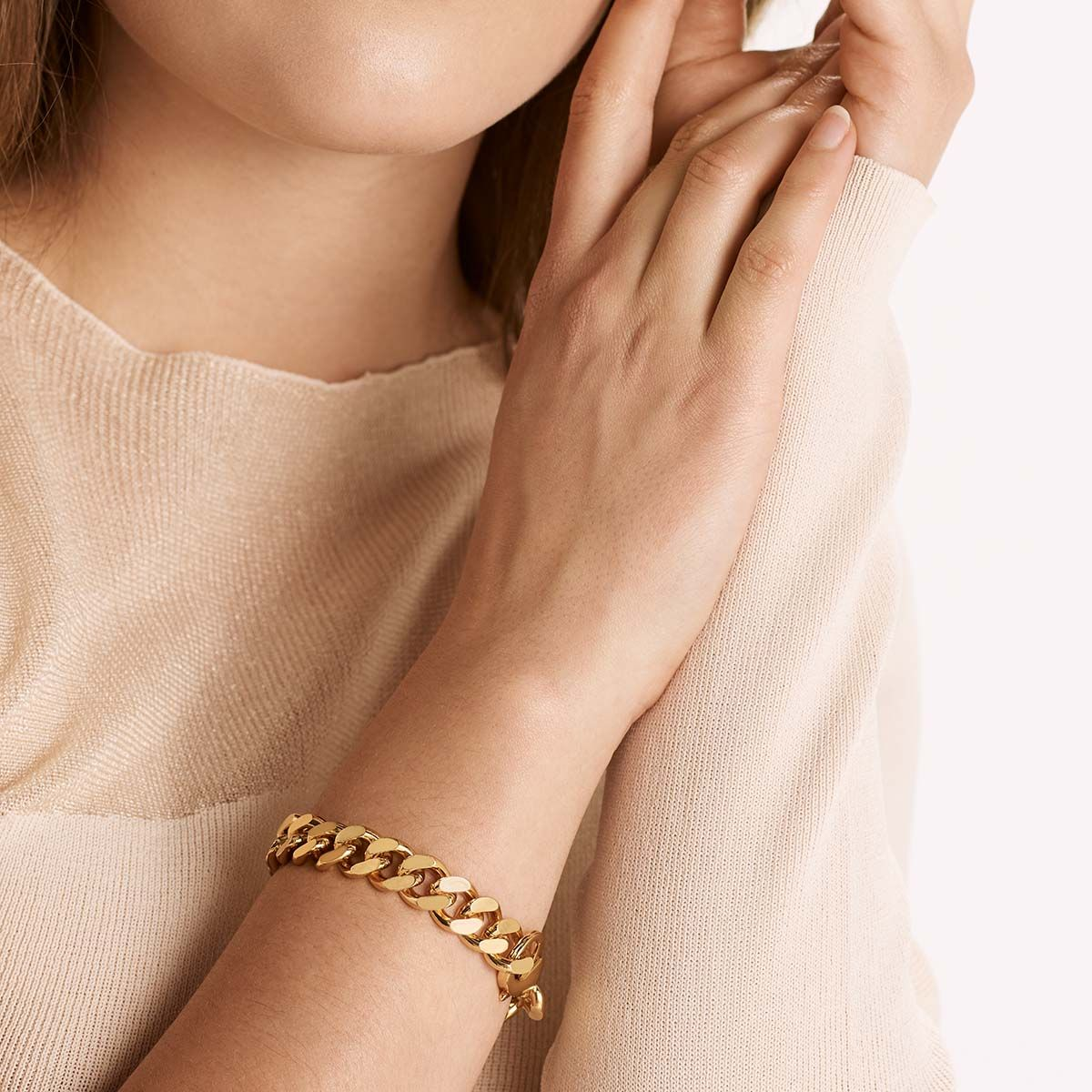Pixie - Armband - 18k vergoldet