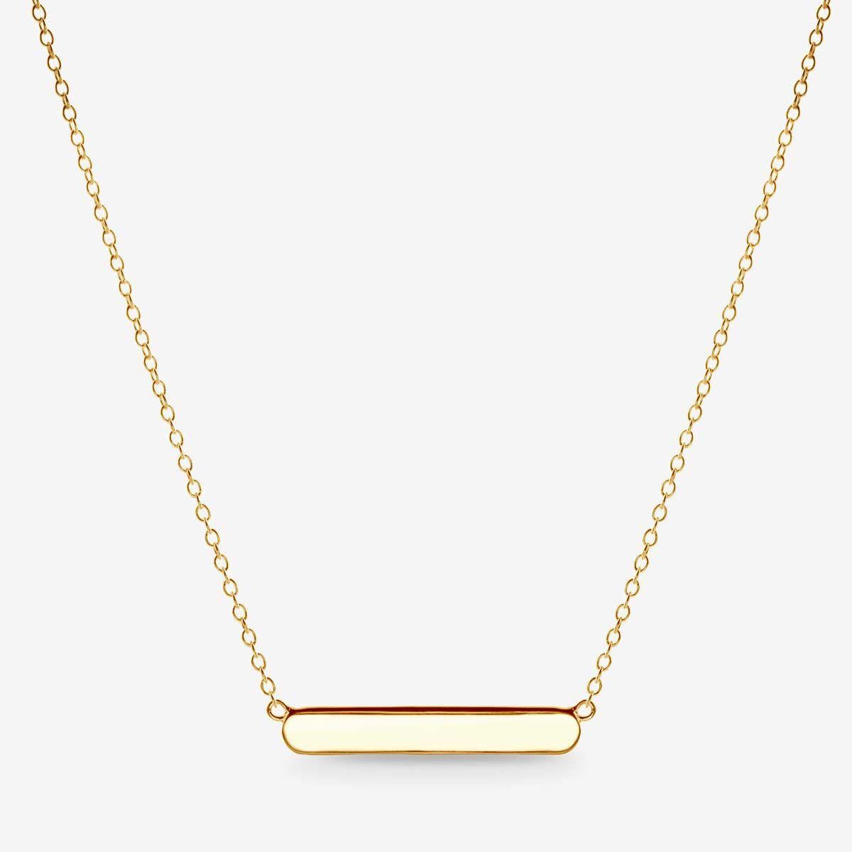 Zora - Halsketten - 18k vergoldet