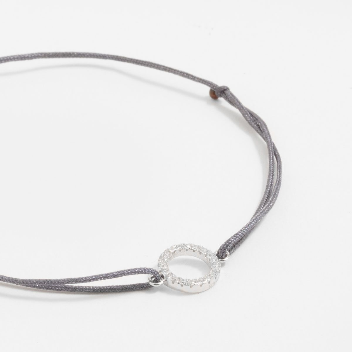 Ylvi - Armband - Dunkelgrau