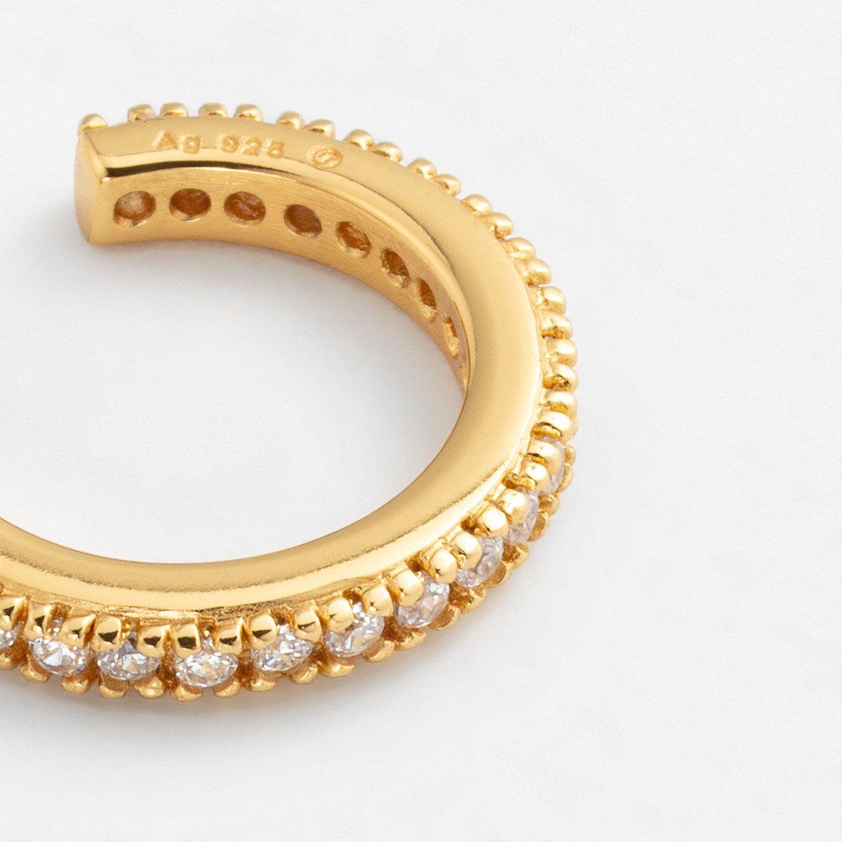 Zela - Earcuffs - Gold