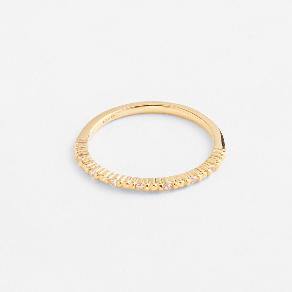 Yvonne - Ringe - Gold