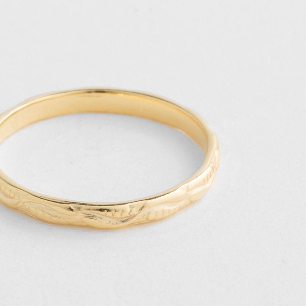 Briony - Ringe - 18k vergoldet