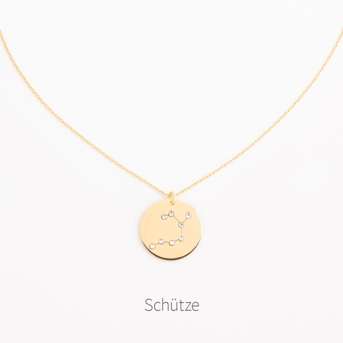 Svea - Halsketten - 18k vergoldet