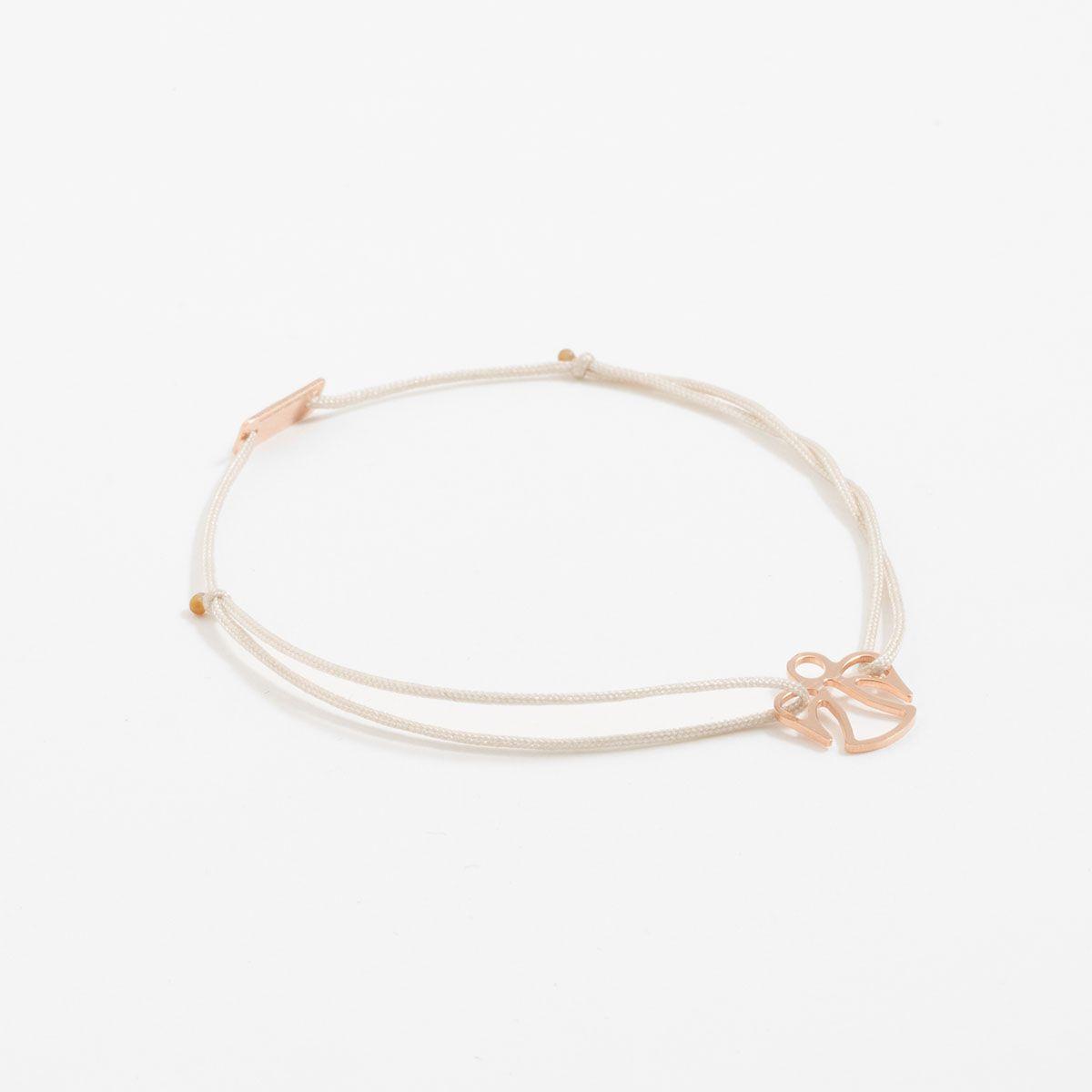 Celeste - Armband - Beige